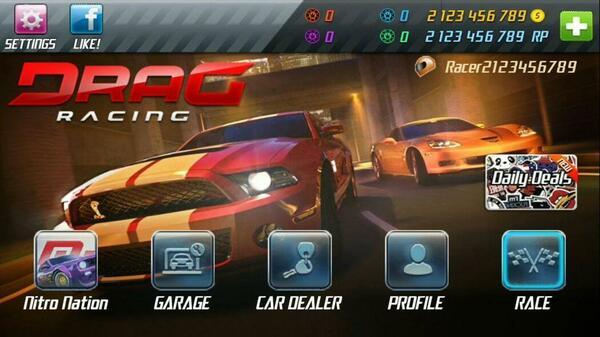Drag Racing Mod