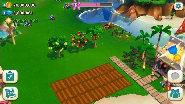 Farmville 2 Tropical Escape Gameplay