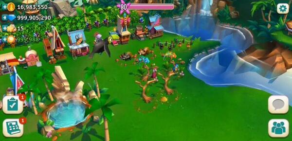 Farmville 2 Tropical Escape Screen 1