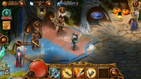Guild of Heroes Gameplay