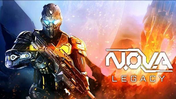 N.O.V.A. Legacy Mod APK (Unlimited Money) 5.8.3c