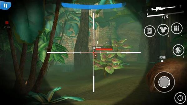 Nova Legacy Sniper Mode
