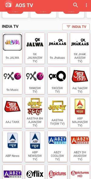 AOS TV India
