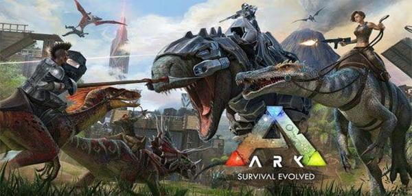 ARK Survival Evolved Logo