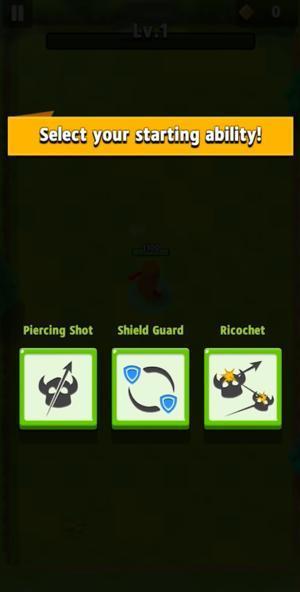 Archero abilities