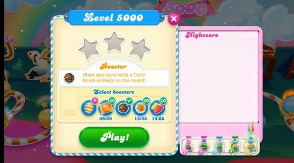 Candy Crush Soda Saga Mod test