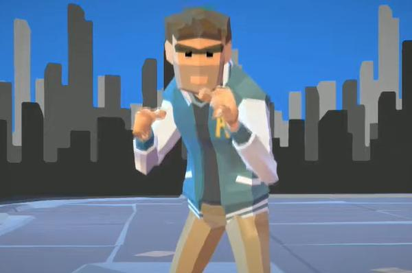 City Fighter vs Street Gang Logo