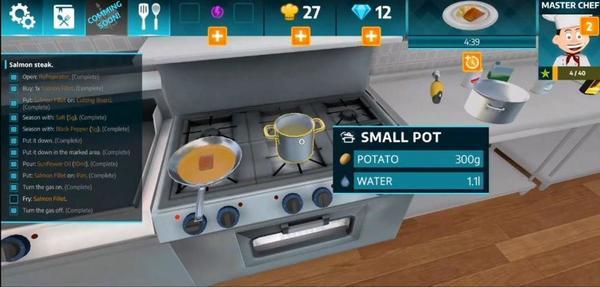 Cooking Simulator Mobile Recipe