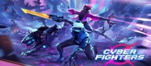 Cyber Fighters Logo
