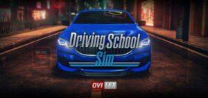 Driving School Sim Logo
