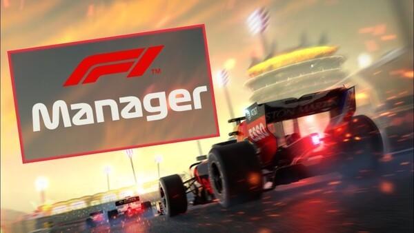 F1 Manager Logo