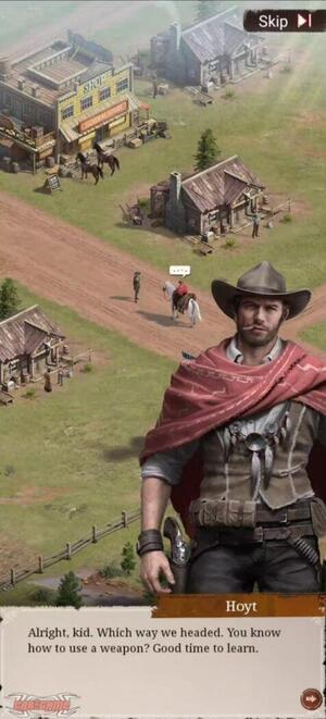 Frontier Justice Gameplay