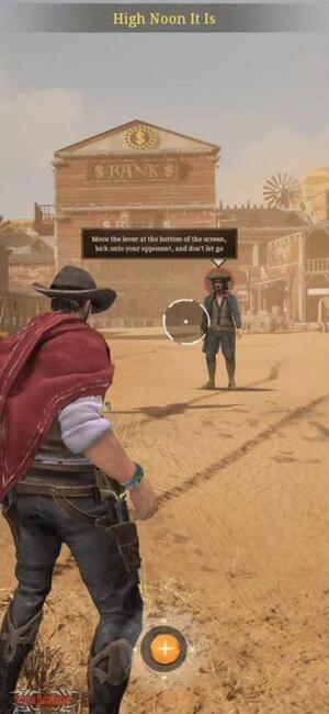 Frontier Justice Screen