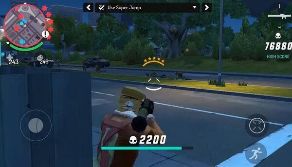 Gangstar new orleans screen