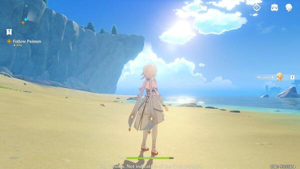Genshin Impact Screen 1