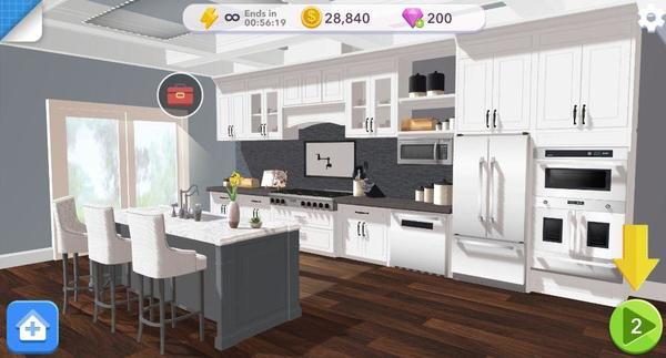 Home Desigh Makeover Kitchen