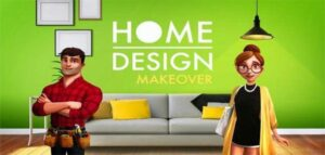 Home Desigh Makeover Logo