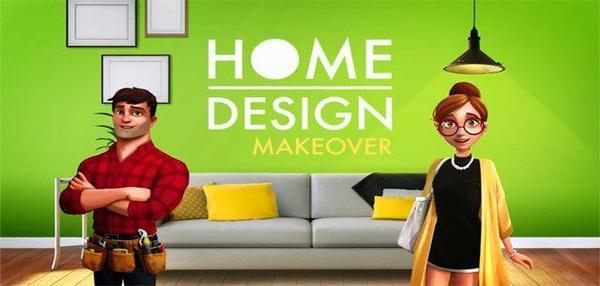 Home Desigh Makeover Logo