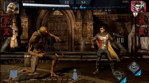 Injustice 2 Fight