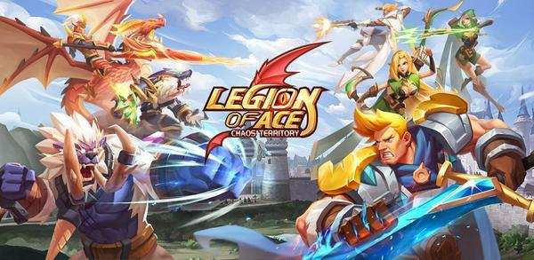 Legion of Ace Chaos Territory Logo
