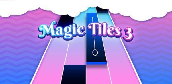 Magical Tiles 3 Logo