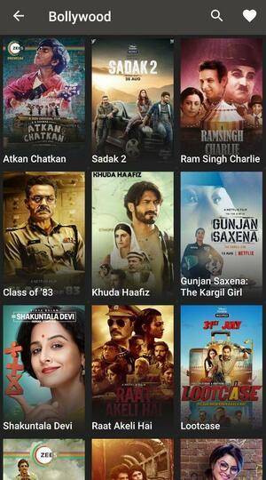 Netflix Bollywood