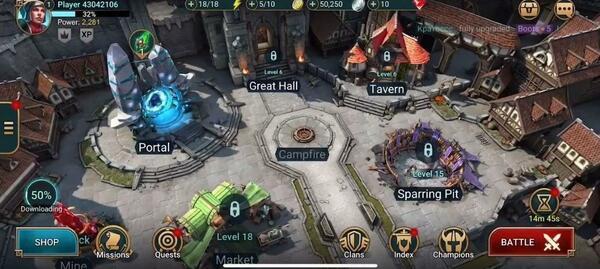 Raid Shadow Legends Bastion