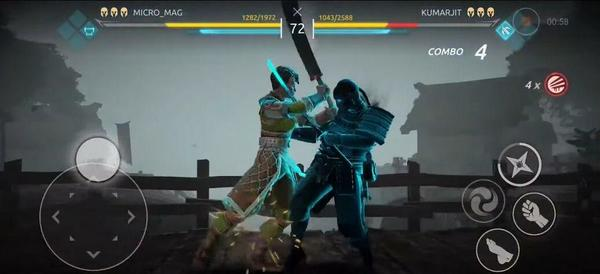 Shadow Fight Arena Fight