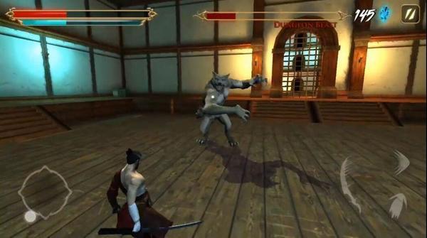 Takashi Ninja Warrior Boss