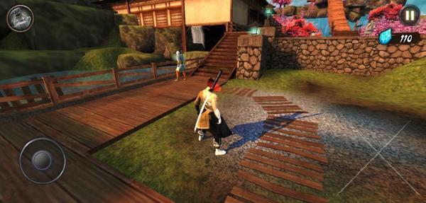 Takashi Ninja Warrior gameplay