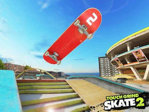 Touchgrind Skate 2 Mod APK (Unlocked all) 1.6.1