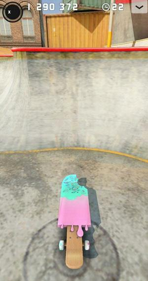 Touchgrind Skate 2 Screen