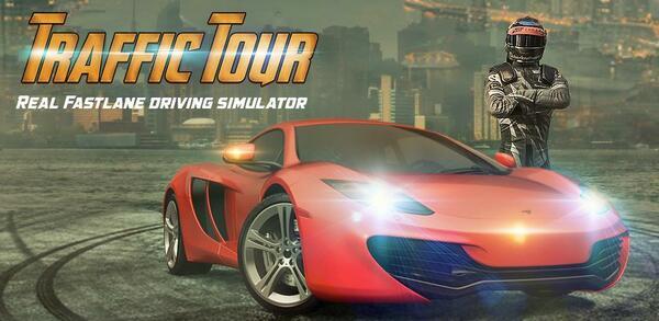 Traffic Tour Logo