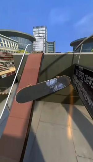 True Skate Screen 1