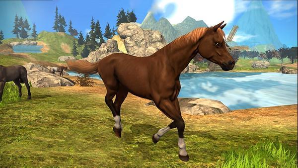 Ultimate Horse Simulator 2 Logo