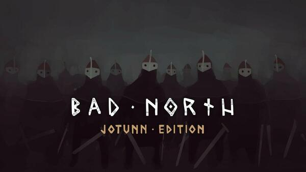 Bad North Logo
