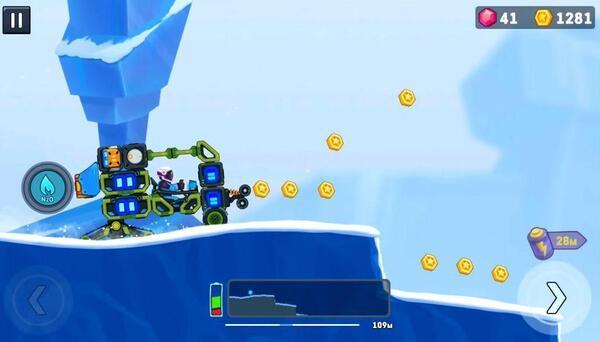 rovercraft 2 gameplay