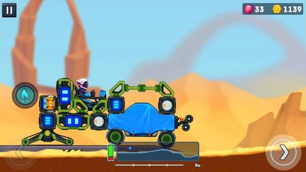 rovercraft 2 mod working
