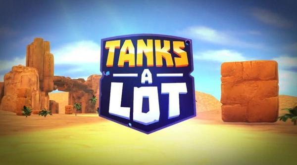 tanks a lot logo