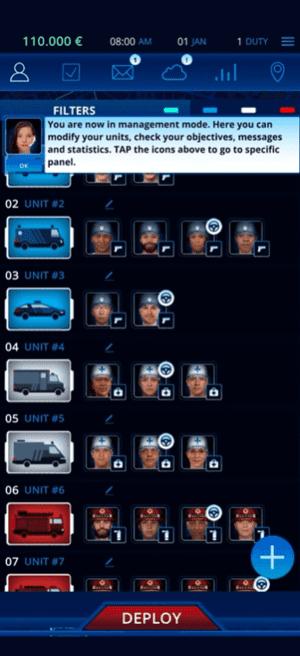 112 Operator Screen 1