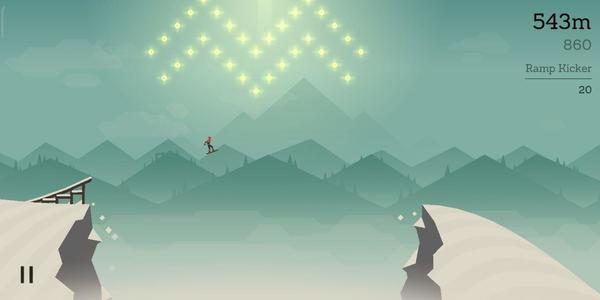 Altos Adventure Screen 1