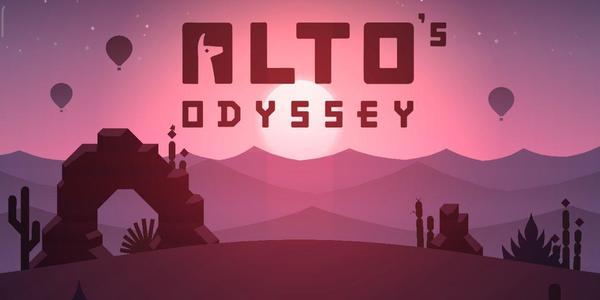Altos Odyssey Logo