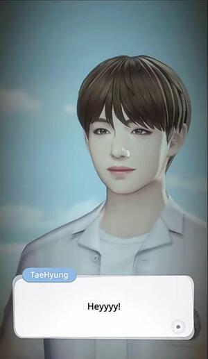 BTS Universe Story Screen 2