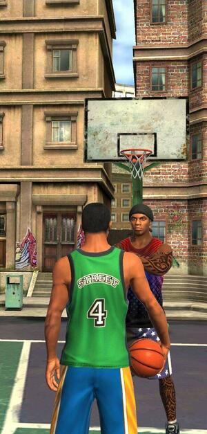 Basketball Stars Screen 1