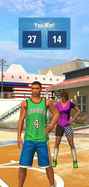 Basketball Stars Screen 3