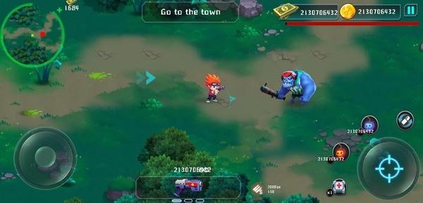 Bullet Brawl Screenshot 2