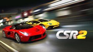 CSR Racing 2 Logo