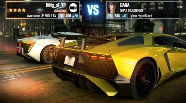 CSR Racing 2 Multiplayer