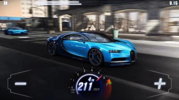 CSR Racing 2 Screen