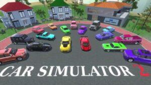 Car Simulator 2 Logo